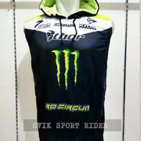 Desain Custom Jersey Rompi Lekbong Cross Trail Trabas Sepeda Monster T