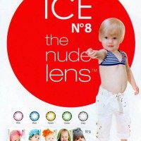 Softlens X2 Ice N8 - Grey Normal