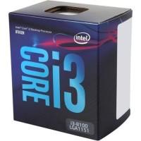 Processor INTEL - CORE I3 8100 Coffee Lake LGA 1151 4 Core Gen 8 CPU