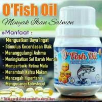 Nutrisi Otak/Vitamin Bayi,Anak&Dewasa/Vitamin Minyak Ikan Salmon Ori