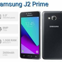 HP SAMSUNG J2 PRIME garansi SEIN NEW BLACK GOLD DAN SILVER
