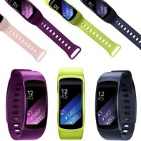 Strap Pengganti untuk Smartband Smartwatch Samsung Gear Fit 2 Sm R360
