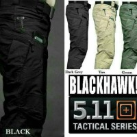 CELANA TACTICAL PANJANG - BLACKHAWK
