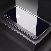 cristal silicone iphone X|XR|XS|XS Max case | casing iphone x premium