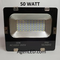 LED SOROT 50W Flood light Lampu FLOODLIGHT tembak 50 w watt outdoor