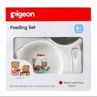 Pigeon feeding set mini