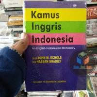 Kamus Inggris - Indonesia , By : John M. Echols
