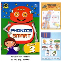 PHONICS SMART READER 3