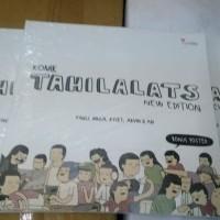 Komik Tahilalats- Nurfadli Mursyid