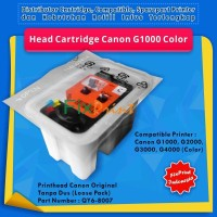 Head Print Head Cartridge Loose Pack Printer Canon G4000 G1000 G2000 G