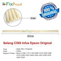 Selang CISS Infus Printer Epson L Series L110 L120 L210 L300 L350 L355