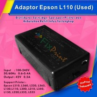 Adaptor Power Supply Printer Epson L110 L120 L210 L220 L300 L350 L360