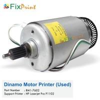 Dinamo Motor Stepper Printer HP Laserjet p1102 HP P1102 P1102w Used