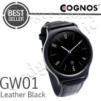 TERLARIS! COGNOS SMARTWATCH GW01 - GSM - HEART RATE - LEATHER BLACK
