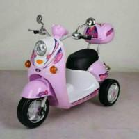Mainan Motor aki anak Scoopy PMB M 338
