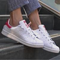 Sepatu Sneakers Adidas Original Stan Smith untuk Lari