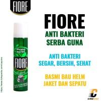 FIORE Spray Anti Bakteri - Basmi Bau Helm, Jaket dan Sepatu 100 ml