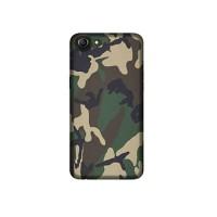 Army Softcase Slim iPhone X - Hijau