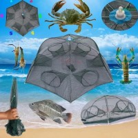 perangkap ikan 6 lubang / bubu perangkap ikan /jaring ikan udang