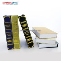 Dekorasi Buku Classic Ukuran Large