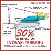PROMO TALANG AC / REFLECTOR AC 80 CM 1/2 PK MURAH   Harga Terbaik