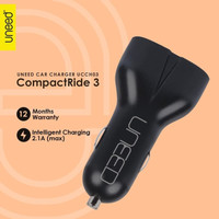 CAR CHARGER HIPPO ORIGINAL MURAH CAS MOBIL IPHONE XIAOMI TABLET 2A HP