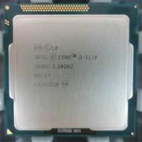processor intel core i3 3220 tray + fan ori socket 1155