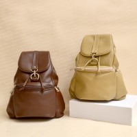Produk Tas Ransel Kecil Lucu Dan Simpel - Viyar Orchid Backpack