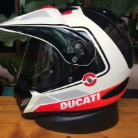 Helm Arai Tour Cross 4 DUCATI STRADA supermoto agv ax8 evo shoei airoh