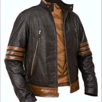 NEW Jaket kulit import hitam pria KUALITAS PPREMIUM