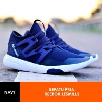 Jual Sepatu Running/Lari Pria Reebok Lesmills Import Murah