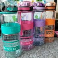 BOTOL AIR MINUM DO YOU BEST 1 LITER TENGHUA BPA FREE