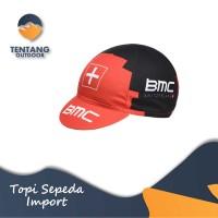 Topi sepeda Cap BMC Import Roadbike