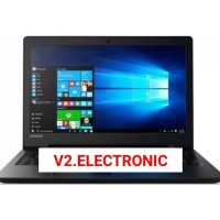Laptop Lenovo IP110/AMD A8 QUAD-CORE/VGA 2GB/RAM 4GB/HDD 1TB/Win10