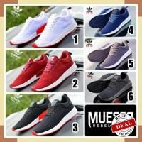 0dab6e196 Sepatu Pria Adidas NMD R2 Primeknit Sneakers Kasual Olahraga