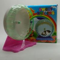 Mainan Hamster/SugerGlider/LandakMini Whell Sweet Rolling