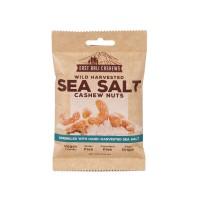East Bali Cashew - Sea Salt Cashew Nuts - Kacang Sehat 35 gr