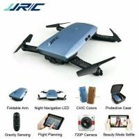 Drone Berkualitas JJRC H47 Elfie 720P WIFI FPV UAV G sensor