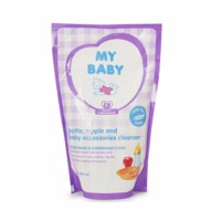 Harga alat kesehatan my baby bottle nipple baby accessories cleanser 400 | WIKIPRICE INDONESIA