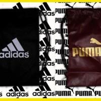 Tas Serut Ransel Puma Adidas Non Ori Klub Bola Unik Football Nike Lucu