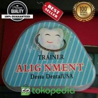 Harga perapih gigi behel teeth trainer alignment original merapikan   Pembandingharga.com