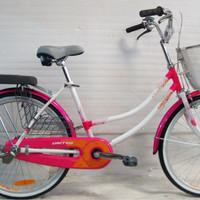 PROMO RESMI Sepeda Mini Keranjang / City Bike 24 United Class X BRAD