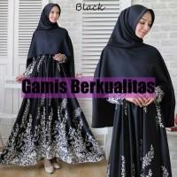Baju Gamis Muslim Syari Dress