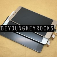 LCD Fullset Touchscreen Xiaomi Redmi Note 4 / 4X Mediatek Original