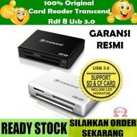 Transcend Card Reader RDF 8 Usb 3.0