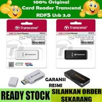 Transcend Card Reader Rdf 5 Usb 3.0