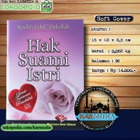 Hak Suami Istri Sesuai Tuntunan Rasulullah Pustaka Ibnu Umar Karmedia