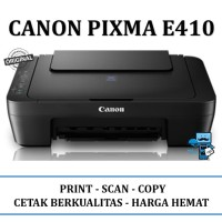 Printer Canon E410 Print Scan Copy