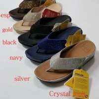 New!! Fitflop Crystal Flip for women