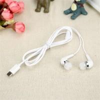 Earphone Digital USB Type-C Headphone Headset Digital Earphone